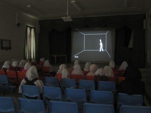 اکران  و نقد فیلم های جشنواره پویا نمایی در مرکز فرهنگی هنری فراگیر شهرکرد