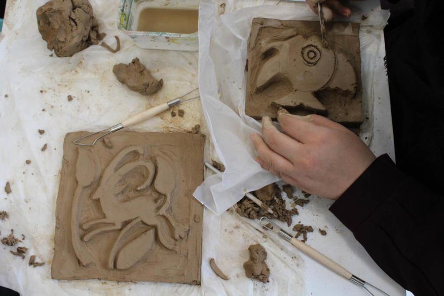 تشکیل انجمن هنرهای تجسمی در کانون استان قم
