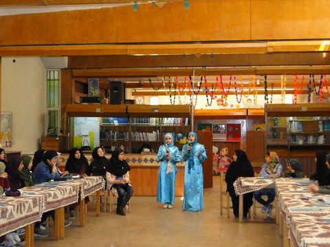 اولین نشست انجمن قصه گویان نوجوان کانون اصفهان