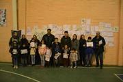 ۱۰ عضو کانون برنده مسابقه نقاشی نمایشگاه بین المللی کتاب شدند