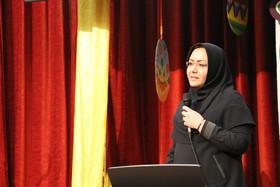 «الهه مقصودلو» معاون اجرایی ادارهکل کانون پرورش فکری گلستان شد