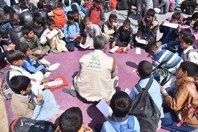سفر پیک امید کانون به روستاهای سیستان و بلوچستان
