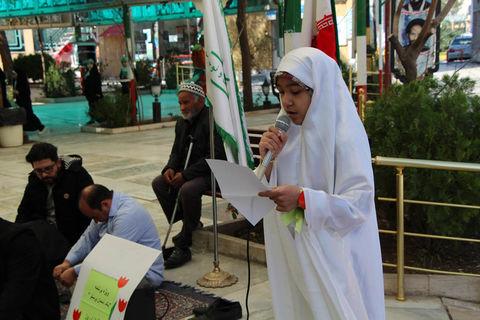 گزارش تصویری «یک آسمان پرستو» ویژهبرنامه روز شهید در کانون استان قم برگزار شد