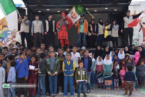 فعالیت امداد فرهنگی کانون «پیک امید» در سیستان و بلوچستان(۲)