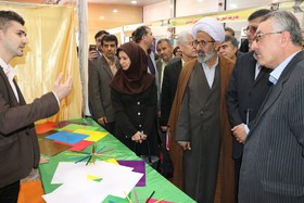 غرفه معرفی ظرفیتهای کانون پرورش فکری گلستان در جشنواره بزرگ طبخ و عرضه آبزیان در گرگان