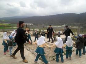استقبال از بهار در کانون پرورش فکری گلستان