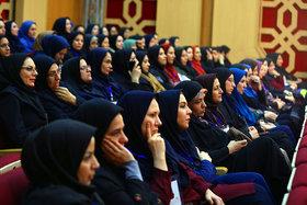آیین تودیع و معارفه مدیرکل کانون استان تهران