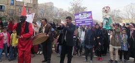 پیشواز نوروز در مراکز کانون استان قزوین