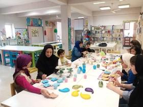 جشن نوروز در مراکز فرهنگی و هنری کانون مازندران
