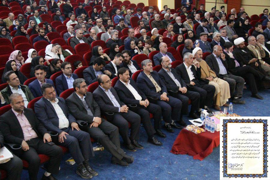 تجلیل از روابطعمومی کانون استان سمنان