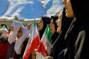 مراکز کانون عید تا عید مهمان مدارس روستایی استان خراسان شمالی بودند