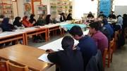 آخرین جلسهی انجمن داستان شهریار در مرکز شماره ۱ تبریز برگزار شد