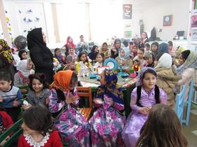 استقبال از عید نوروز در مراکز کانون پرورش فکری استان اردبیل