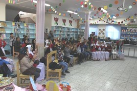 برگزاری «جشن نوروز» در کانون شماره  سه بیرجند