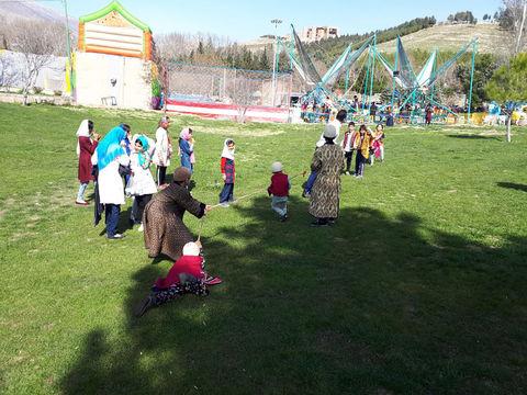 عیدانهی کانون برای بچهها در نوروز 98