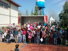امداد فرهنگی کانون در مناطق سیلزده استان گلستان 1