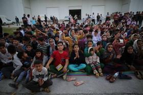 امداد فرهنگی کانون در مناطق سیلزده استان گلستان