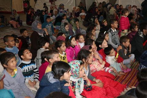 امداد فرهنگی کانون در مناطق سیلزده استان گلستان 2
