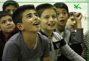 توفیق کانون پرورش فکری در ایجاد شادی و لبخند بر لبان و قلبهای کودکان و نوجوانان سیلزدهی گلستانی