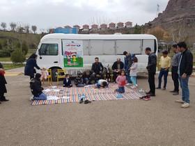 «عیدانه کتاب» با کتابخانههای سیار شهری و روستایی کانون آذرایجان شرقی (1)