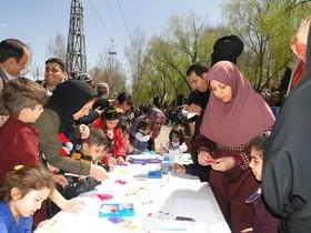 فعالیتهای طرح عیدانه کانون استان اصفهان«1»