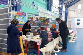 گزارش تصویری از اجرای طرح «عید و کتاب» در سمنان