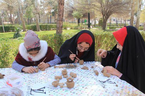 عیدانه کانون خراسان رضوی در قاب دوربین