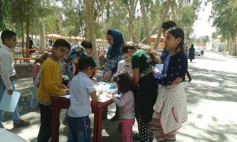 اجرای طرح عیدانه کتاب در کانون پرورش فکری سیستان و بلوچستان