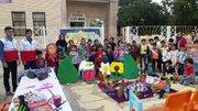 طرح عیدانه کتاب کانون در هرمزگان