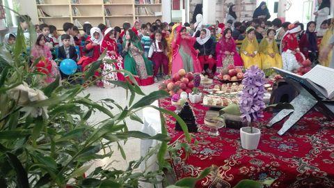 جشن هفت سین مراکز فرهنگی هنری باشت، سی سخت و شماره 2 یاسوج