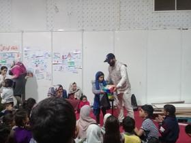 امداد فرهنگی«پیک امید» به کودکان سیلزده استان گلستان