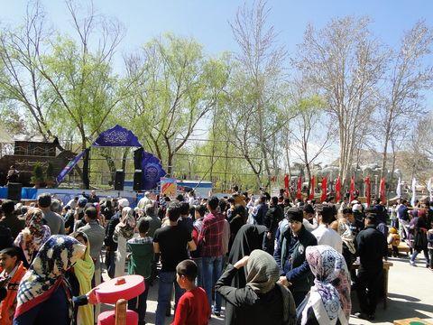فعالیتهای طرح عیدانه کانون استان اصفهان«2»