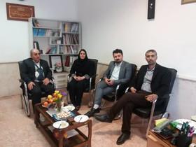 رییس کانون زبان ایران از کانون زبان در مازندران بازدید کرد