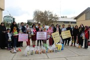 اعضا و کارکنان کانون آذربایجانغربی به یاری سیل زدگان شتافتند