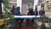 مدیر کل کانون کرمان با بخشدار ماهان دیدار کرد