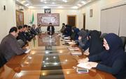 اولین جلسه شورای اداری کانون گیلان در سال ۹۸ برگزارشد