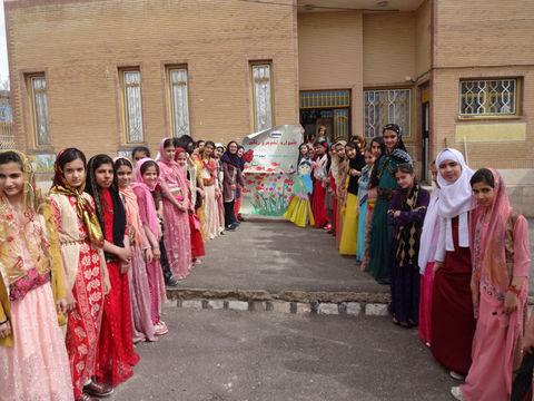 مرکز فرهنگی هنری کانون دهگلان به روایت تصویر