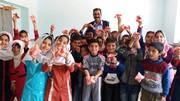 امداد فرهنگی کانون ایلام با برنامه های پرنشاط در مناطق سیل زده دره شهر حاضر شد