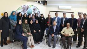 از معاون فرهنگی اداره کل کانون فارس تقدیر شد