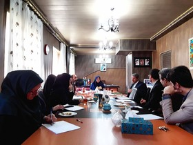 اولین جلسه کارگروه توسعه مدیریت به میزبانی کانون استان کرمانشاه برگزار شد