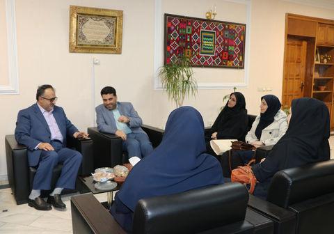 فعالیتهای کانون، برگرفته از الگوهای جامعه اسلامی