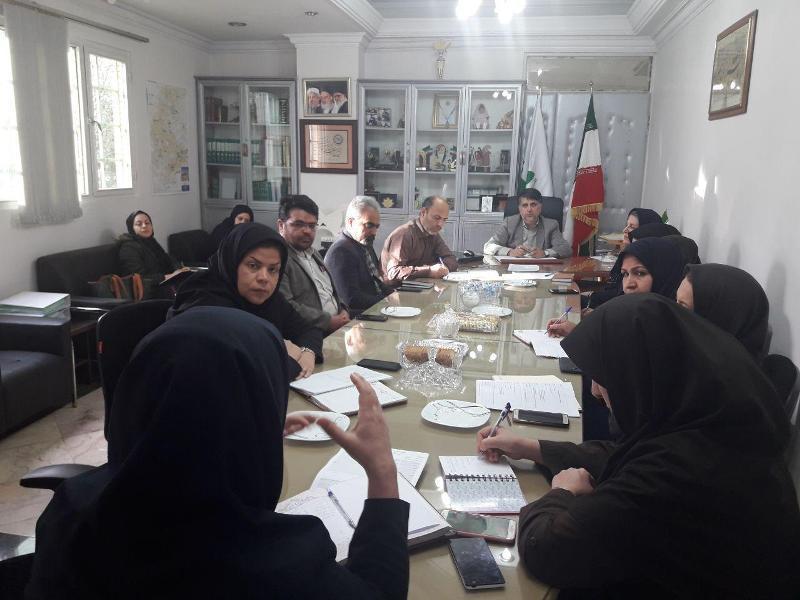 اولین جلسه شورای فرهنگی در سال 98