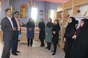 بازدید مدیرکل کانون سمنان از مراکز فرهنگیهنری حوزه شرق استان