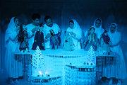 فیلم تئاتر «هدیه اسرارآمیز» اکران شد