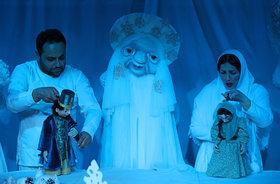 نمایش عروسکی «هدیه اسرارآمیز» در مرکز تولید تئاتر و تئاتر عروسکی کانون