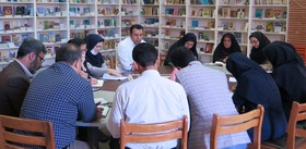 نخستین نشست شورای فرهنگی کانون استان قزوین