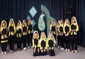 اعیاد شعبانیه در مراکز فرهنگی هنری چرمهین و خمینی شهر کانون اصفهان