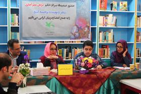 نشست ادبی با حضور عرفان نظر آهاری و اعضای انجمن ادبی کانون مازندران در مرکز آمل