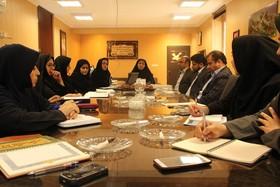 نخستین جلسهی شورای اداری کانون پرورش فکری سیستان و بلوچستان در سال جدید برگزار شد
