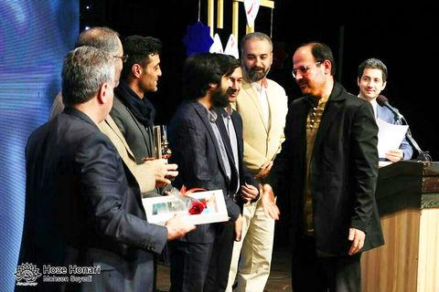 کسب رتبه اول یازدهمین جشنواره بینالمللی شعر و داستان انقلاب، با رمان «روی خط ماه»